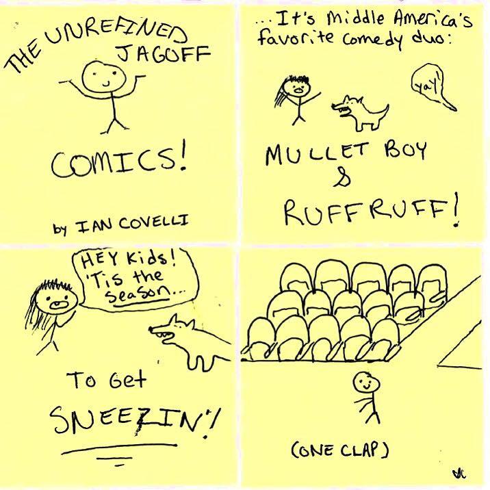 Mullet Boy & Ruff Ruff